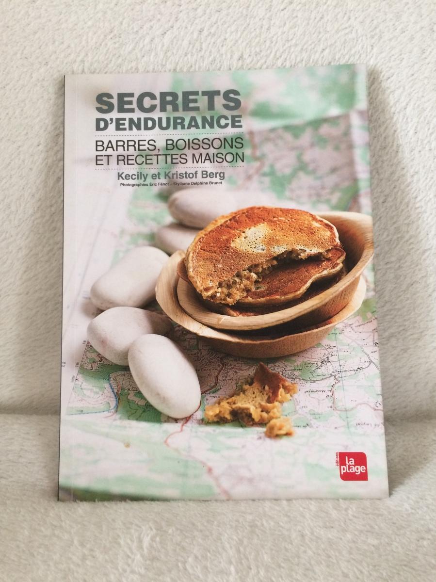 """Livre """"Secrets d'endurance"""""""